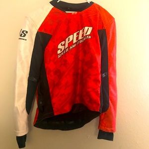 Other - ‼️PRE-OWNED‼️Speed&Strength Motorcycle Jacket